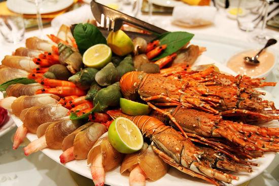 青岛老渔民整理的海鲜大全 以后再也不怕不认识海鲜了!