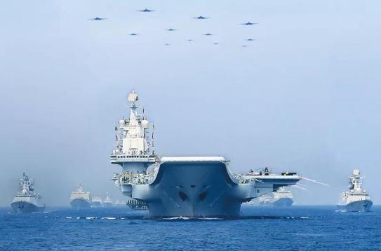 海军70周年:中国海军的