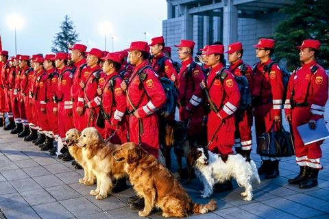 游金地百科:CISAR中国国际救援队