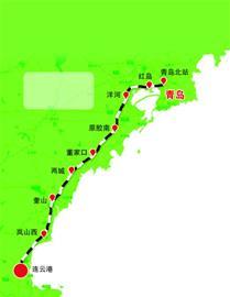 """""""青岛制造""""高铁动车 已经出口到20多个国家和地区"""