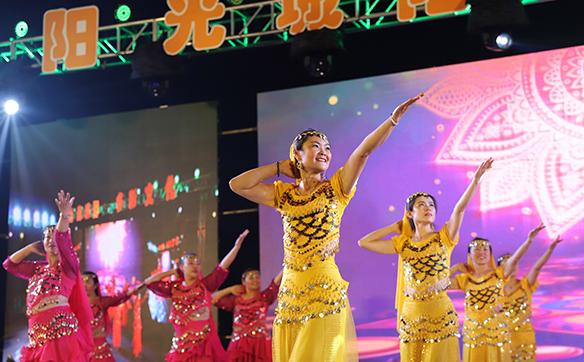 青岛城阳街道第六届广场舞大赛完美收官 掀起群众文化热潮