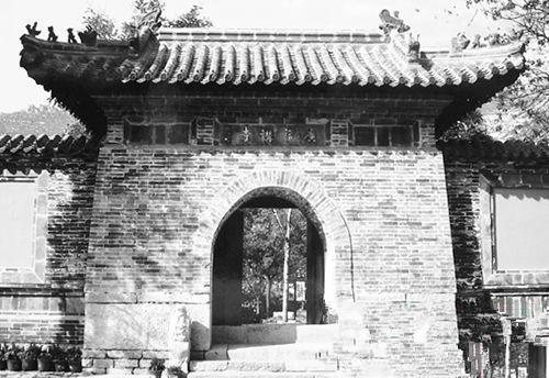 三佛圣地:青州寺庙综览之广福寺