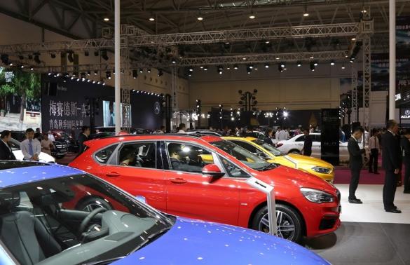 第十六届青岛国际汽车工业秋季展览会拉开帷幕 展会为期六天