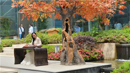 非物质文化遗产引发围观:上海合作组织青岛峰会新闻中心今日开放