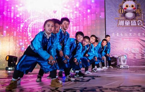 轩泽文化携手灵舞国际 呵护每个孩子的舞蹈梦