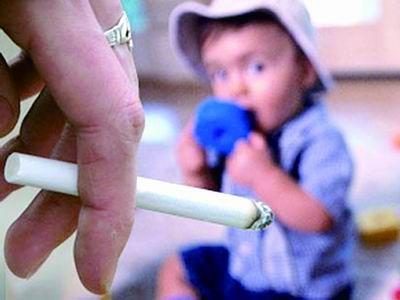 """""""二手烟""""对少年儿童具体有哪些伤害"""