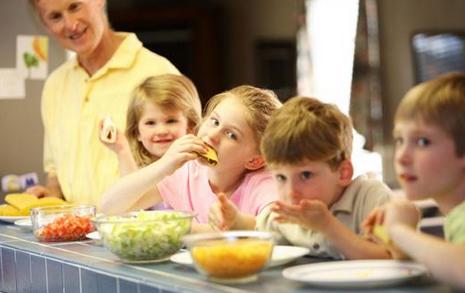 儿童应该吃的五种超级食物