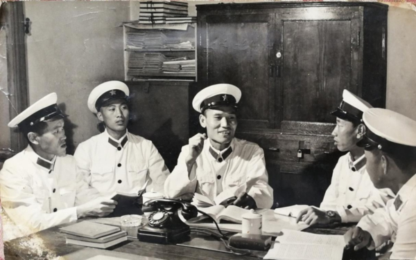 平凡的岗位,无私的奉献——记铁山路社区老兵杨廷珍