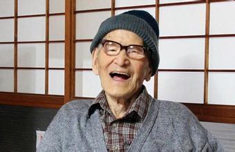 92岁老人的长寿秘诀只有一个字