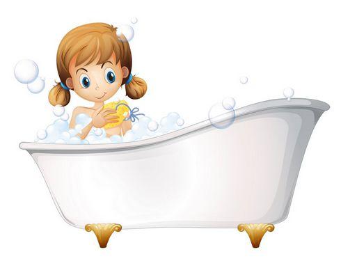 老年人洗澡时不能太使劲 过于频繁恐致癌
