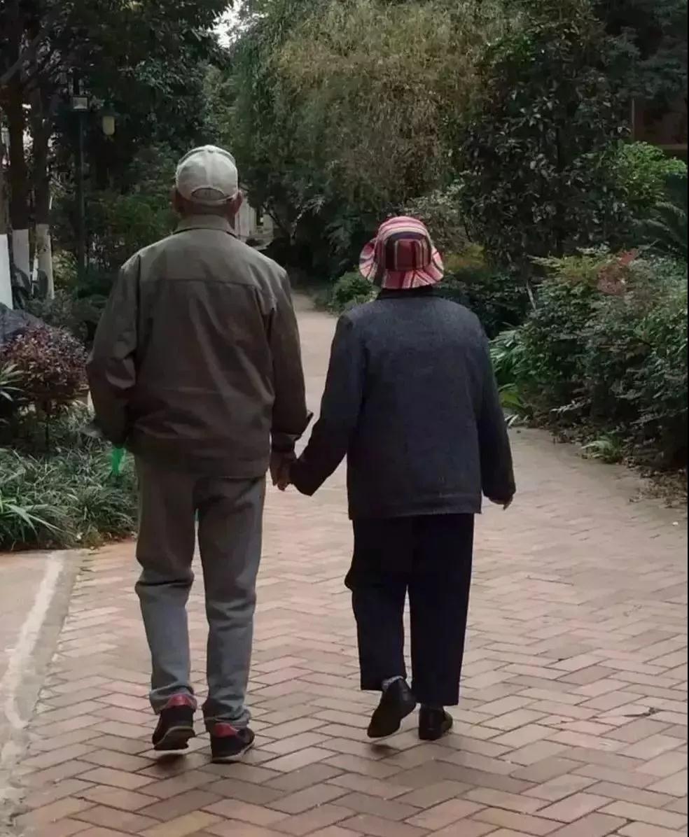 老伴住院后,92岁老人绝食7天,病房再见时一句话让人泪目