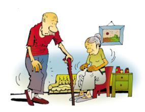 老年人如何判断自己是否有骨质疏松?