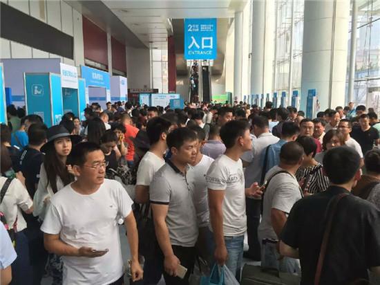 2016中国(山东)国际纺织博览会盛大开幕