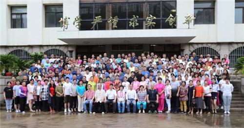 青岛市武术协会举行2018年裁判员晋级培训考评
