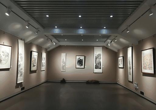 展览 | 青岛市美术家协会山水画艺委会山水写生作品邀请展