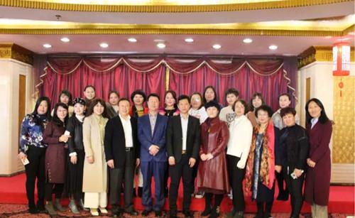 山东省河北商会组织会员三.八妇女节主题活动