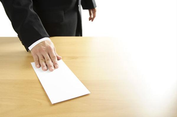 """在寻思辞职报告怎么写之前 要跟主管说""""实话""""吗?"""