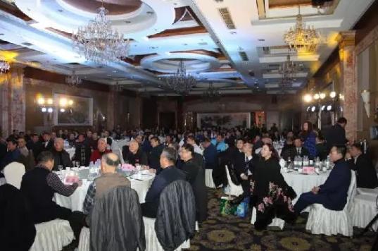汇乡音、聚乡情、共发展——2018年青岛海阳商会新年团拜会隆重举行