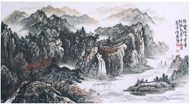 李增寿:中国艺术大家 演绎中华风骨