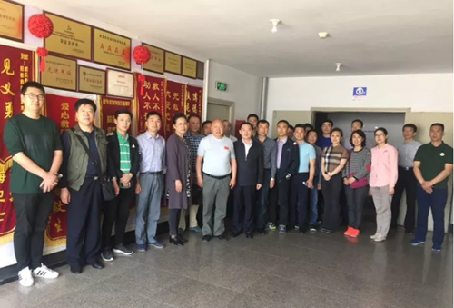 青岛市救生协会召开协会党建工作会议
