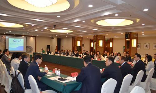 青岛市国际商会举办第52期商会沙龙活动