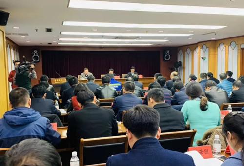 青岛市旧机动车流通协会会长参加青岛市社会组织党建工作座谈会