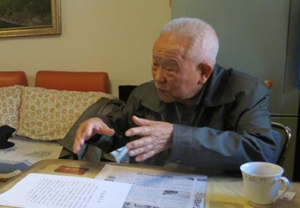 """记""""航空四君子""""之一胡溪涛先生——怀揣一颗赤诚心 致力于推动中国航空事业发展"""