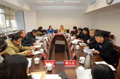 青岛市科学技术协会组织召开院士专家工作站座谈会