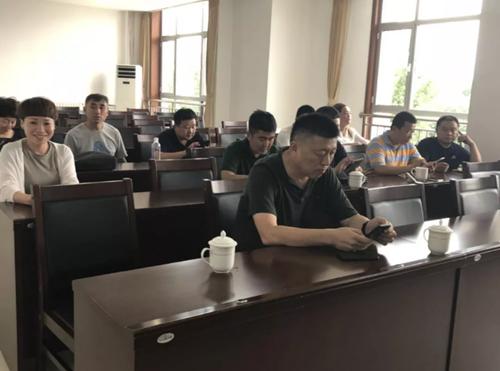 """青岛市聊城商会临清理事会举办""""思享汇""""活动"""