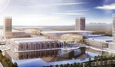 中国红岛国际会议展览中心即将开工建设