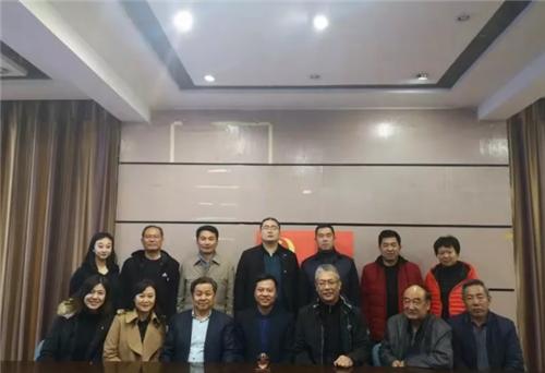 青岛市旅游协会一行到贵州省安顺市考察调研当地冬季旅游市场