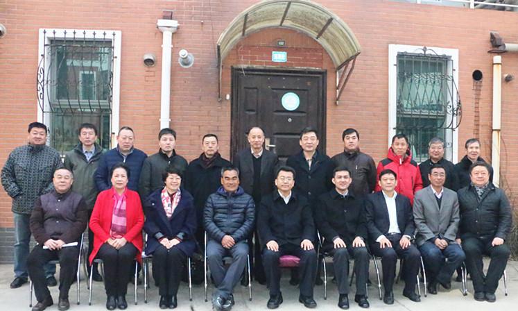 市委统战部、市工商联领导来青岛临沂商会走访调研