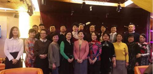 青岛市民营经济国际合作商会举办三八妇女节联谊庆祝活动