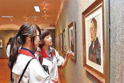 """首届""""青岛当代艺术大展""""开展 206件作品入展"""
