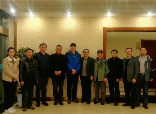 北京越界家居携手青岛金地宜家走进南京林业大学,签定战略合作意向