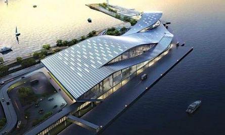 青岛实施大港片区转型发展,建设青岛国际邮轮港城