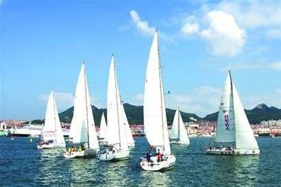 青岛企业帆船联赛培训启动仪式正式开启
