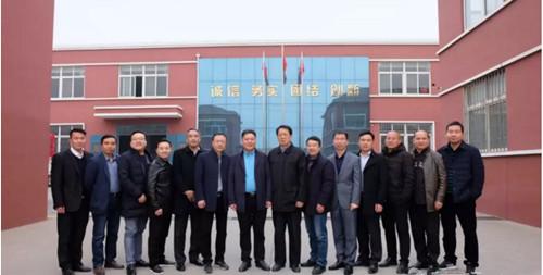 青岛市河南商会2019年3月会长会议成功召开